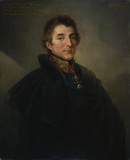 Field Marshal Arthur Wellesley, 1st Duke of Wellington, 1820 (c)