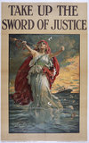 'Take Up the Sword of Justice', 1915