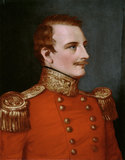 Major Henry Walter Bellew, Bengal Army Staff, 1841 (c)