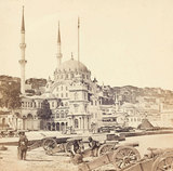 Mosque of Kohhanna, Constantinople, 1855 (c)