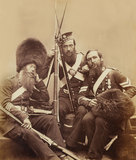 Reynolds, Temple and Judd, Scots Fusiliers Guards, 1856