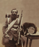 Sergeant Knapp, Coldstream Guards, 1856