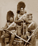 Noble, Dawson and Harper, 72nd (Duke of Albany's Own Highlanders) Regiment of Foot, 1856