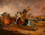 Skinner's Horse at Exercise, 1840 (c)