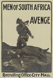 'Men of South Africa Avenge', 1914-1918