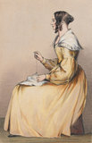 Mrs Eyre, 1842