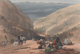 'The Second Descent through the Koojah Pass', 1839 (c)
