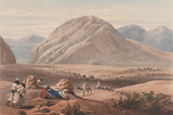 'View of the Mountain Baba-Naunee', 1839 (c)