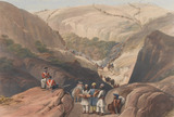 'The First Descent through the Koojah Pass', 1839 (c)