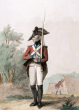 'Foot Soldier', 1791