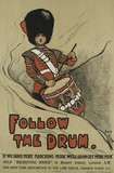 'Follow the Drum', 1900 (c)