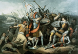 Battle of Agincourt, 1415
