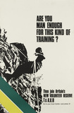 'Are you man enough for this kind of training?', 1967 (c)