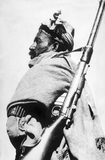 A member of the Khyber Rifles, 1946