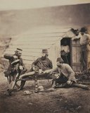 Hardships in the Camp, 1855 (c)