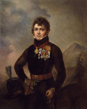 Major Sir John Scott Lillie, 7th Cacadores, Portuguese Army, 1820 (c)