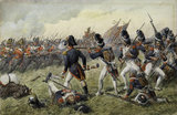 3rd Regiment of Foot Guards at the Battle of Waterloo, 1815