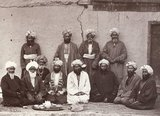 Surgeons and physicians of Kabul, 1879