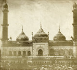 The Great Imambara, Lucknow, 1858