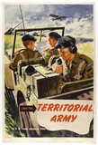 'Join the Territorial Army It's a real man's life', 1950 (c)