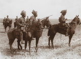 9th Hodson's Horse on the Western Front, 1917