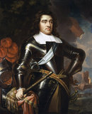 General George Monk, 1st Duke of Albemarle, 1665 (c).