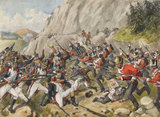 Battle of Busaco, 27 September 1810