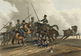 Death of Major General Sir William Ponsonby, 1815