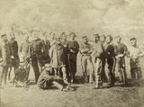 13th Regiment of Light Dragoons after the Battle of Balaklava, 1854 (c)