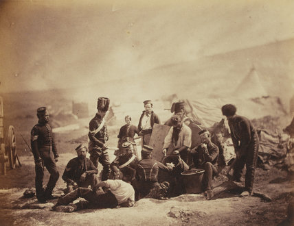 Cooking House of the 8th (The King's Royal Irish) Light Dragoons (Hussars), 1855 (c)