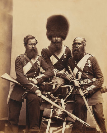Nunn, Potter and Deal, Coldstream Guards, 1856