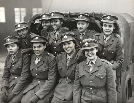 Women of the West Indies Auxiliary Territorial Service, 1943-1947 (c)