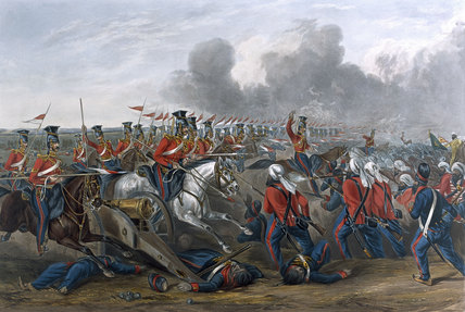 Battle of Aliwal, January 28th 1846