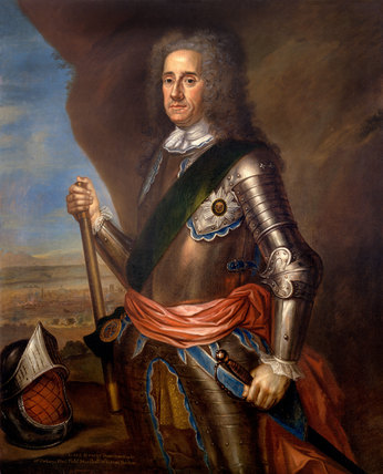 Lord George Hamilton, Earle of Orkne, 1736 (c)