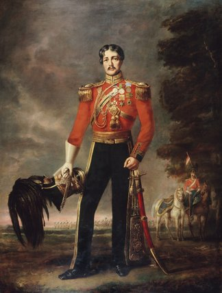 Lieutenant Colonel George James Mouat MacDowell, 16th (Queen's) Lancers, 1848 (c)