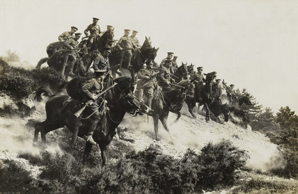 1st Reserve Regiment of Cavalry, Aldershot, 1914 (c)