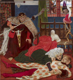 Death of Sir Tristram