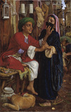 The Lantern Maker's Courtship, A Street Scene in Cairo