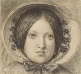 The Last of England - Portrait of Emma Hill