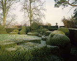Inside the Topiary at Chastleton House