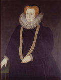 ELIZABETH HARDWICK COUNTESS OF SHREWSBURY (Bess of Hardwick) is attr