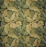 Detail of Acanthus wallpaper designed by William Morris c. 1875