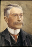 THEODORE MANDER, a portrait of the builder of Wightwick Manor c.1900