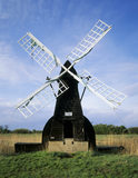 The Wind-pump near the entrance to Wicken Fen