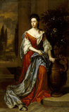 DOROTHY MASON, LADY BROWNLOW (1664/5 or 1666/7-1699/1700) by Sir Godfrey Kneller (c1646-1723) from Belton House