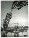 Runcorn Bridge Construction