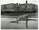 Salthouse Dock, Silted