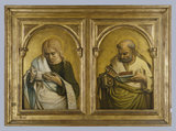 TWO APOSTLES by Carlo Crivelli (active 1457-1493) Catalogue number; 223