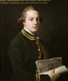 ROBERT THROCKMORTON (1750-1779) by Pompeo Batoni, 1772