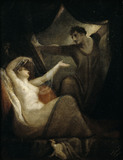 THE WIFE OF BATH'S TALE by Henry Fuseli (1741-1825)